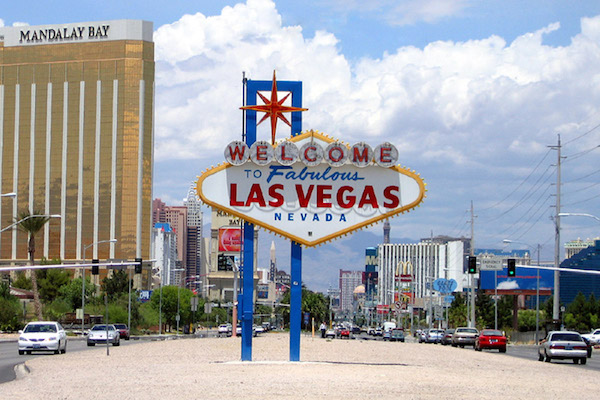 Fly from New York to Las Vegas for $252 return including taxes