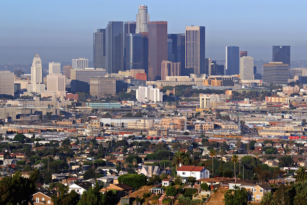 Dallas to Los Angeles – return flights for $116 including all taxes
