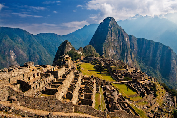Cheap flights from New York to Peru for $407 return