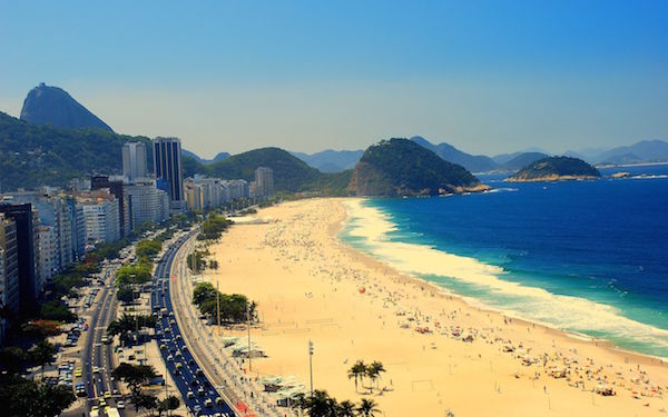 Enjoy the carnival! Tickets from Brussels to Rio de Janeiro for only $450 including taxes