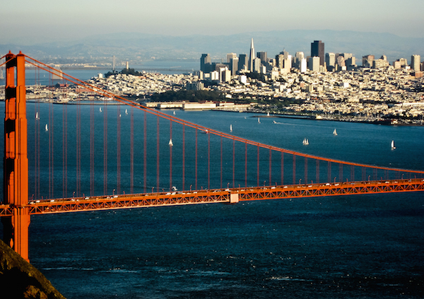 Tickets to San Francisco