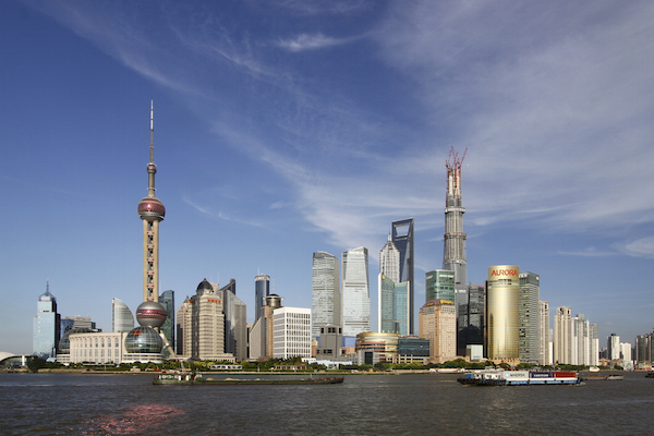 Cheap flights from Madrid to Shanghai for $500