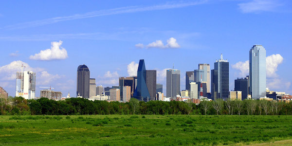 USA: Denver – Dallas cheap return flights for only $91 including taxes