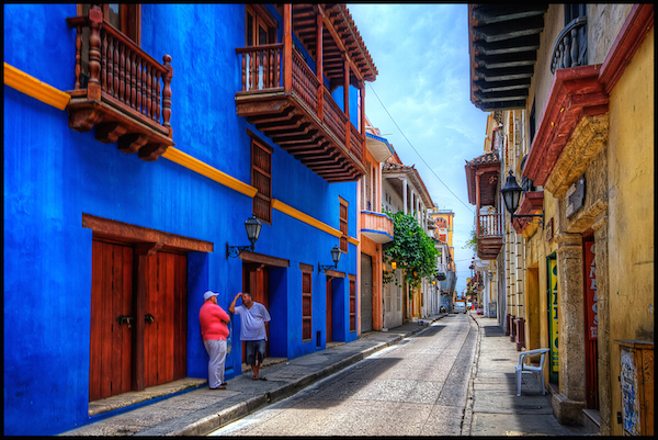 Colombia: cheap flights from Washington to Cartagena for $316 including taxes