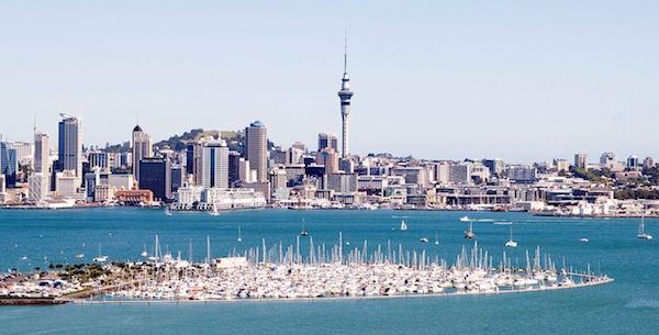 Super cheap flights from Los Angeles and San Francisco to Auckland, New Zealand for $225 incl all taxes