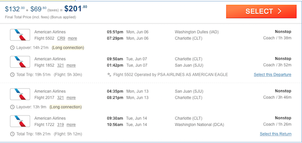cheap flights to Puerto Rico