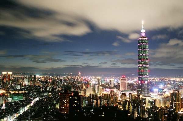 Seattle – Taipei return flights for $516 including taxes