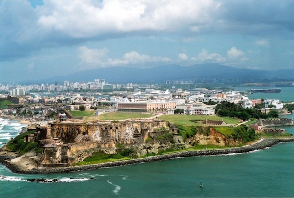 Cheap flights from Washington and New York to Puerto Rico for $201 incl. taxes