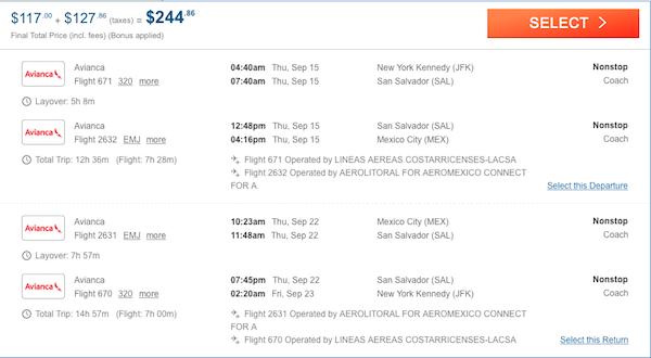 cheap flights Mexico City