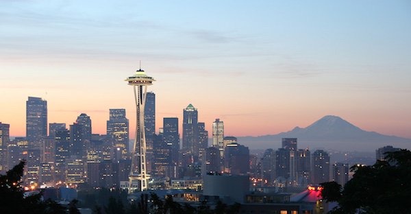 USA: return flights from Los Angeles to Seattle for $130 including taxes